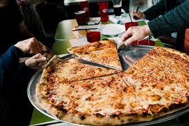 Pizza entre las cinco grandes