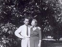 Rudolph Hass y su esposa Elizabeth