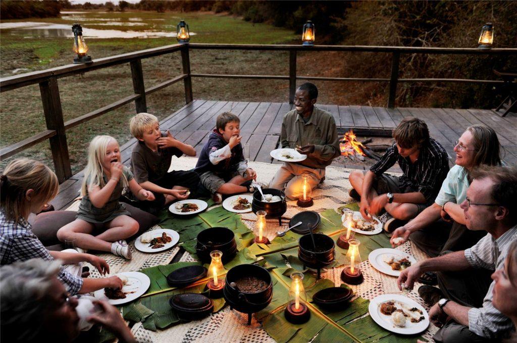 Cocinado para socializar