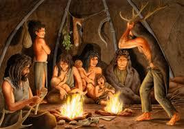 Cocinando en el paleolítico